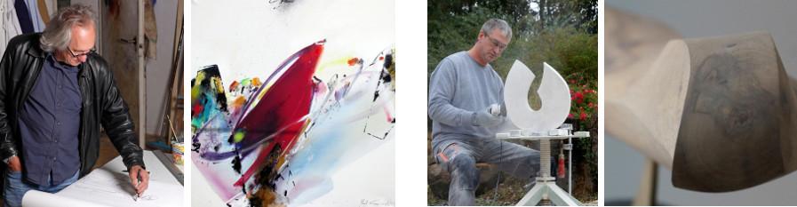 Künstler und Werke